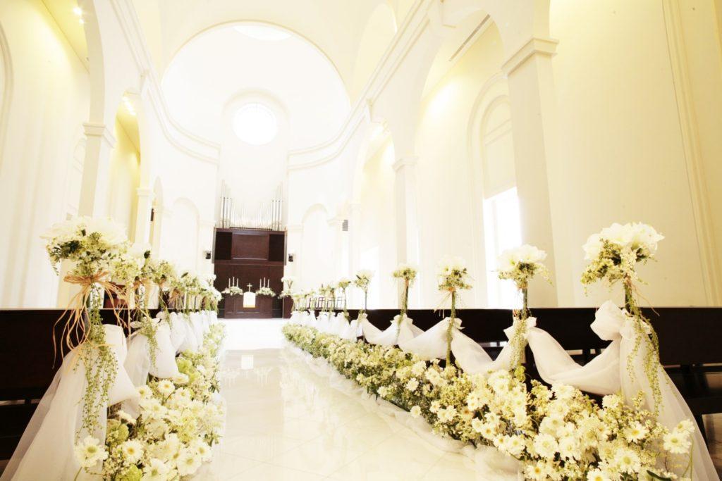 【結婚12〜9ヶ月前】結婚式の情報集が重要!