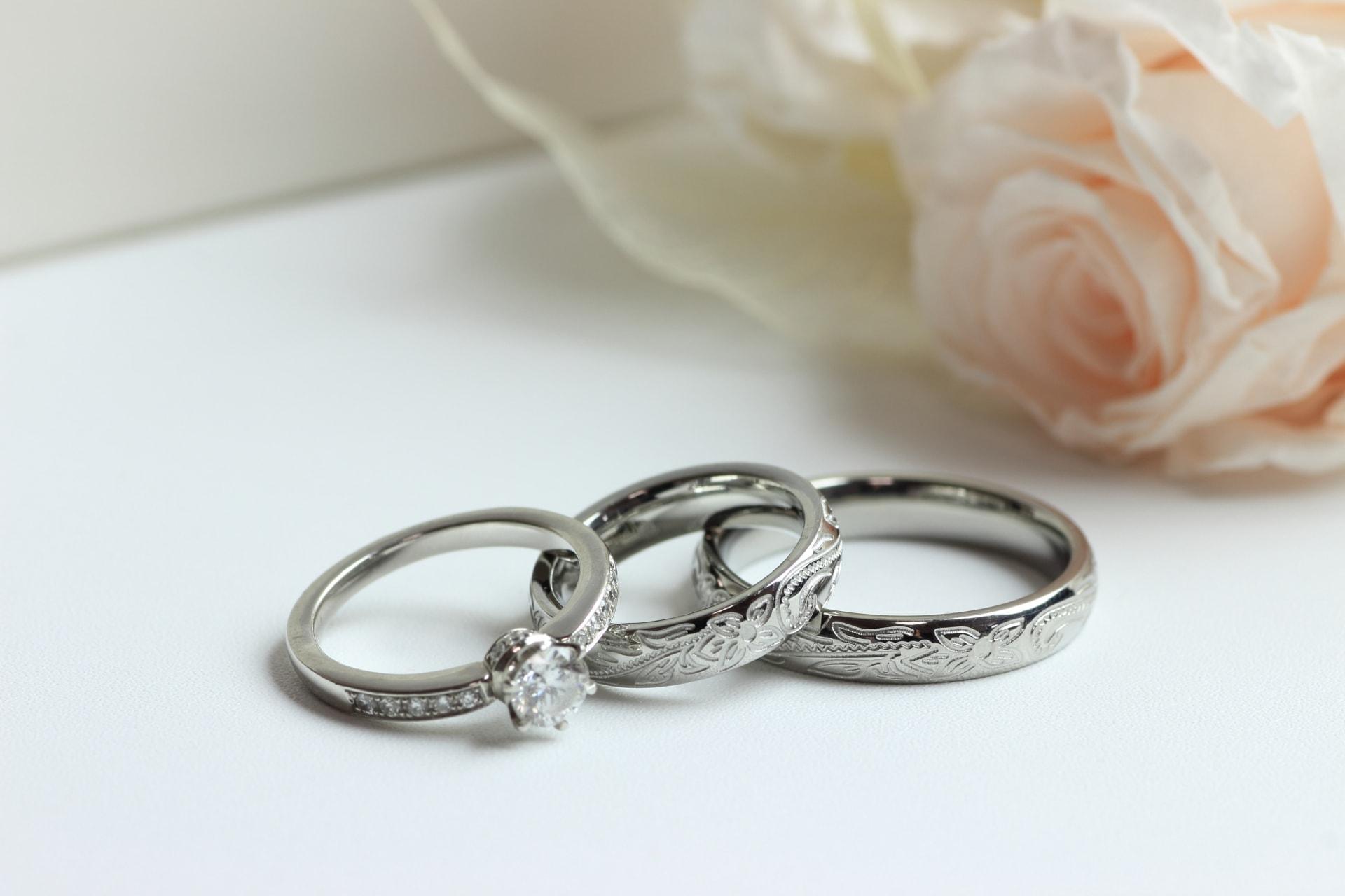 【結婚】婚約指輪の準備